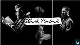 احتراف التصوير المظلم احد اهم اسرار التصوير لايت روم| Lightroom Tutorials Low Key Portraits Presets