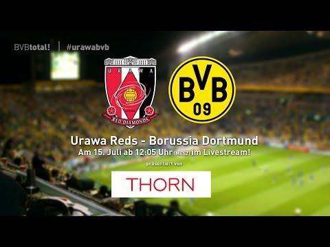 Testspiel: Urawa Red Diamonds - Borussia Dortmund