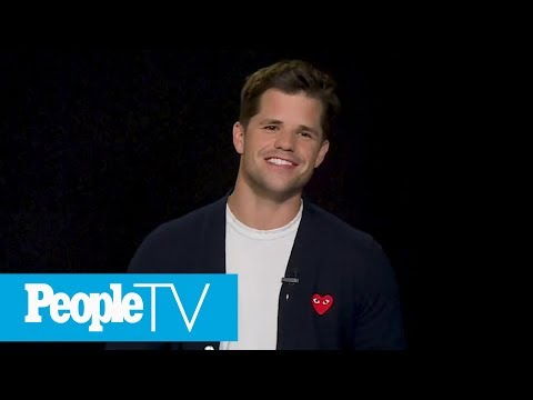 Charlie Carver Discusses How Having A Gay Father Influenced His Own Journey To Coming Out  PeopleTV