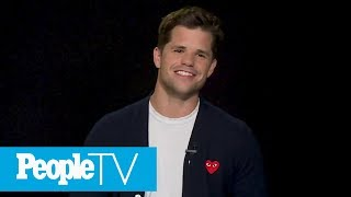 Charlie Carver Discusses How Having A Gay Father Influenced His Own Journey To Coming Out | PeopleTV