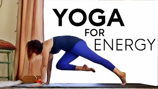 20 Minute Yoga for Energy and Strength With Fightmaster Yoga