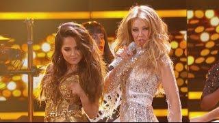 Thalía Ft. Becky G - Como Tú No Hay Dos  On Premios Lo Nuestro 2015