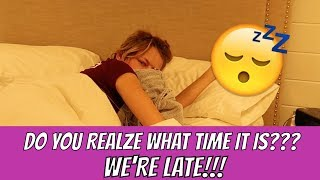GET UP, WE'RE LATE | 30 MINUTE MORNING ROUTINE!