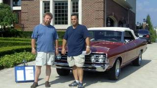 1969 Ford Fairlane Convertible 1 of 1 Classic Muscle Car for Sale in MI Vanguard Motor Sales