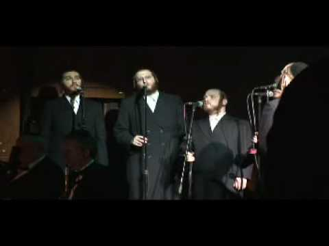 HASC 21 - AVRAHAM FRIED & THE SHIRA CHOIR - LO YOVO