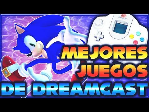 LOS 15 MEJORES JUEGOS DE DREAMCAST | Sonic512