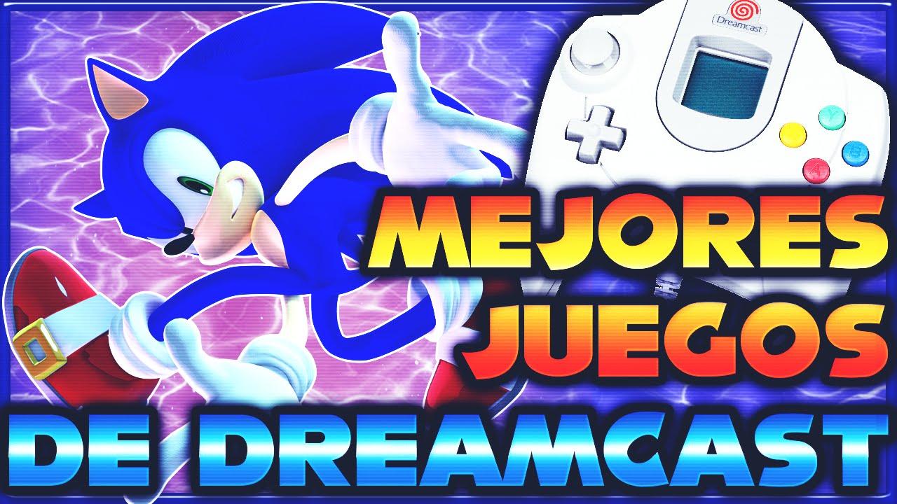 Los 15 Mejores Juegos De Dreamcast Sonic512 Youtube