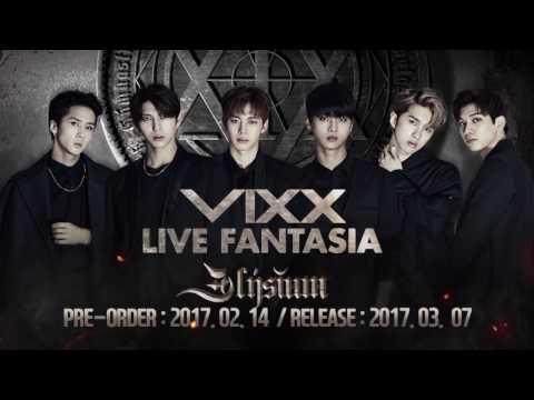 VIXX LIVE FANTASIA ELYSIUM DVD Teaser