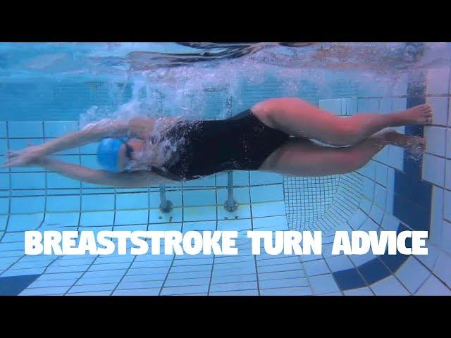 Breaststroke Turn Advice