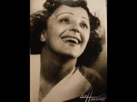 Edith Piaf - Une chanson à trois temps (1947) - rare