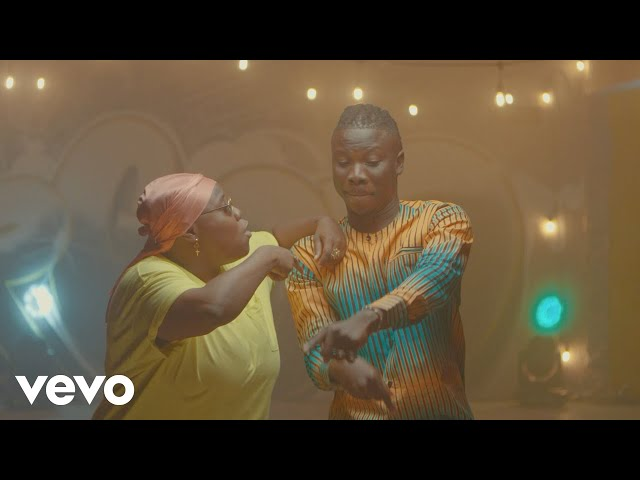 Stonebwoy - Ololo (Official Video) ft. Teni