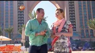 Apresentadora Eliana visita Dubai e mostra a cidade dos milionários