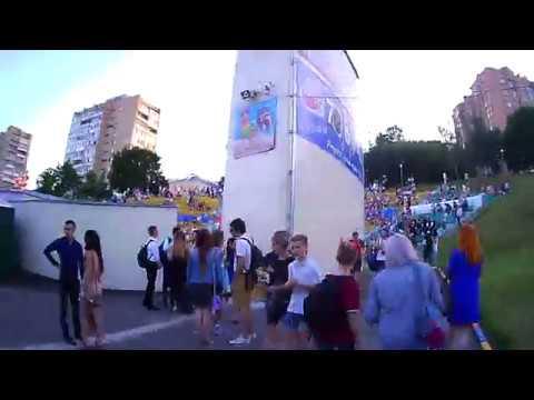 Funky Day 2.0 | День Города 2017 с FUNKY-FISH Dance