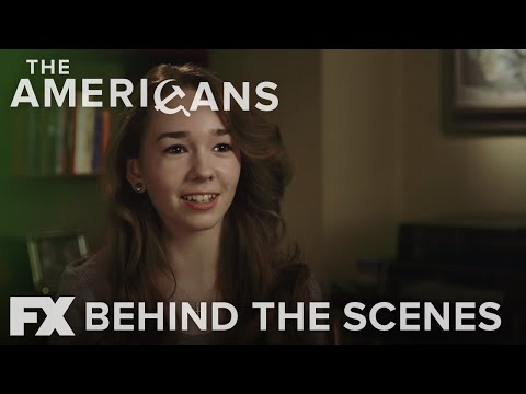 The Americans Declassified  Season 3: A New Paige  FX