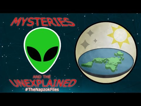 FLAT EARTH TRUTH - Mysteries and the Unexplained - EP 2 thumbnail