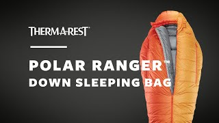 Therm-a-Rest Polar Ranger -20F/-30C Sleeping Bag