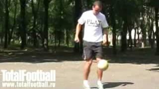 уроки футбольных финтов.flv