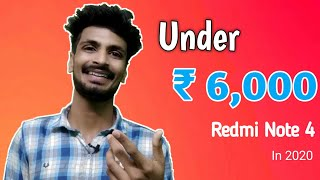 Redmi Note 4 In 2020 | Under 6000 Rupees Best 4G Phone In 2020 | Best Smartphone Under 6000 |