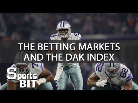 Sports BIT: The Betting Markets & The Dak Index