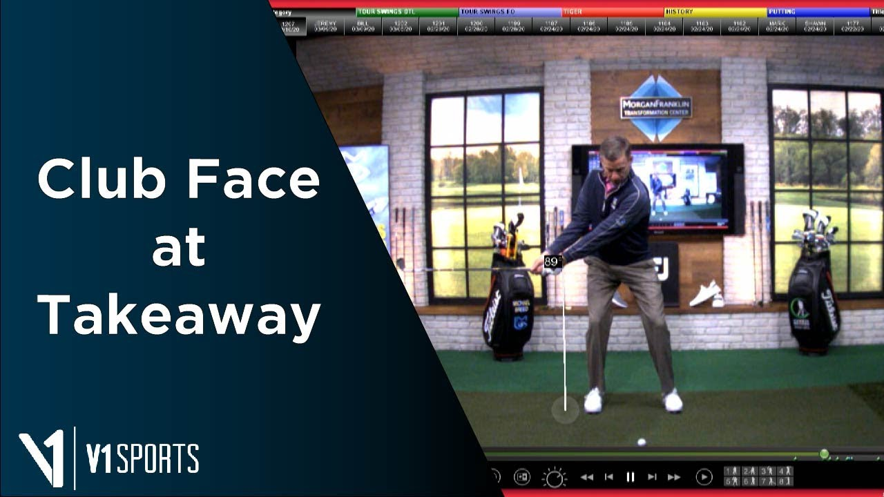 Michael Breed: Analyze the Club Face at Takeaway