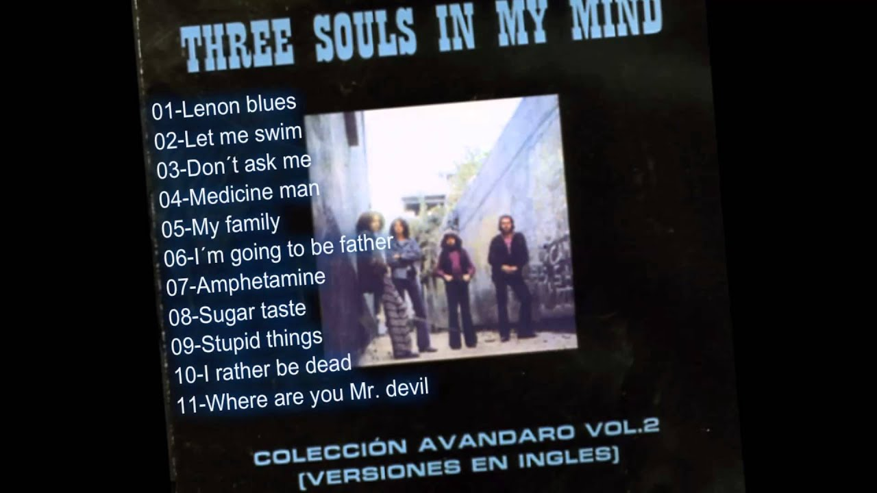 Three Souls In My Mind 2 (Disco Completo)
