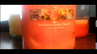 Yankee Candle, World Journey's Jamaican Rum Punch Review