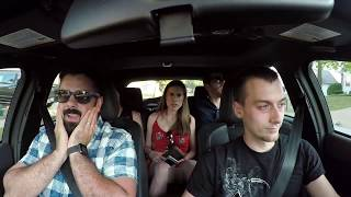Uber Rider Reacts to Ford Focus RS