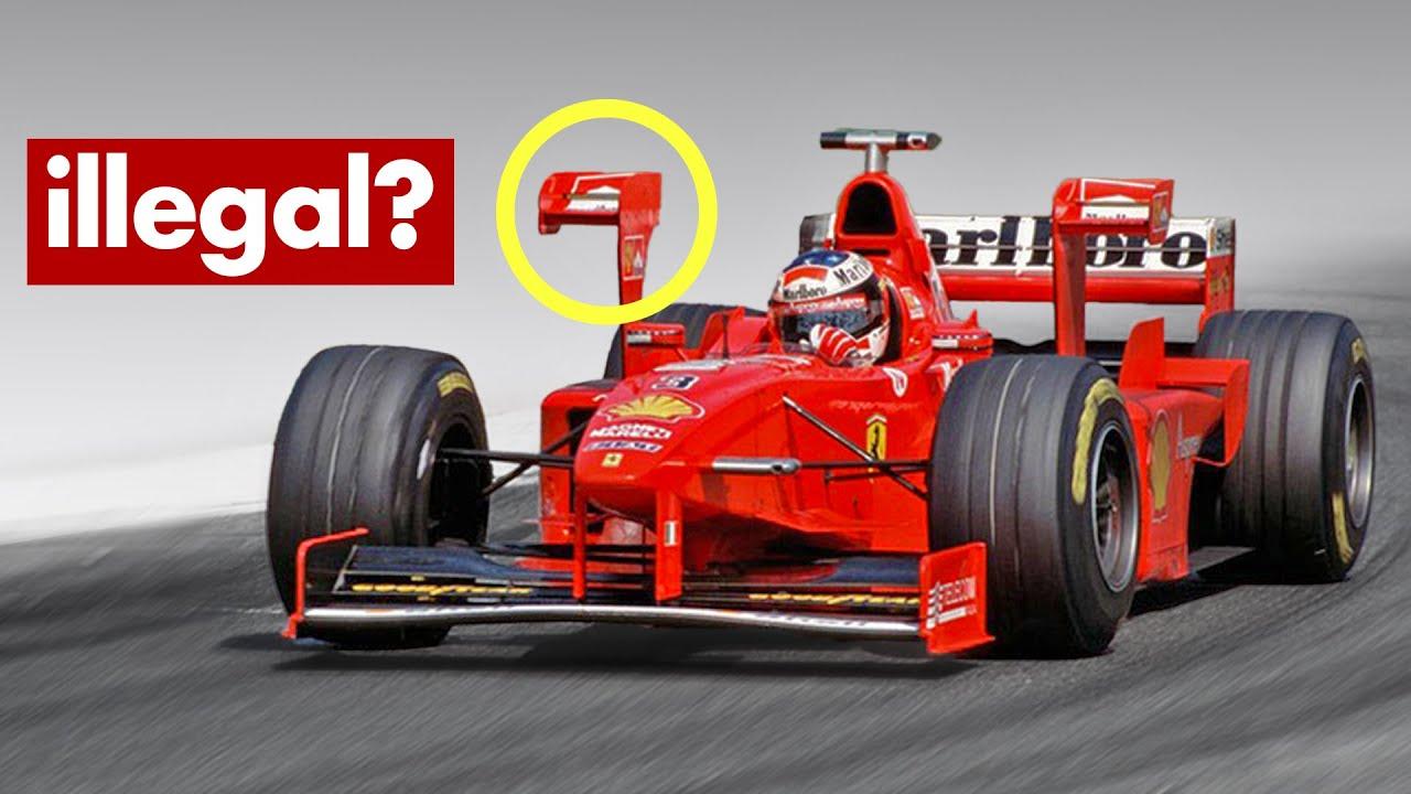 When Formula 1 Designers Get Creative