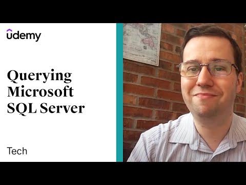 Querying Microsoft SQL Server (T-SQL) | Udemy Instructor, Phillip Burton [bestseller]
