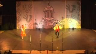 Nacionalni ansambl KOLO - Ciganska igra iz Vojvodine