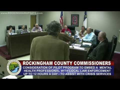 September 15, 2014 - Rockingham County Board of Commissioners