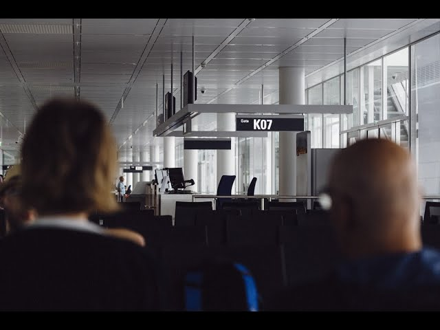 Have you ever gotten stuck at the Airport when standing by for a flight?