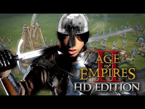 DIRECTO - AGE OF EMPIRES 2: HD Edition - GODOS Y TEUTONES