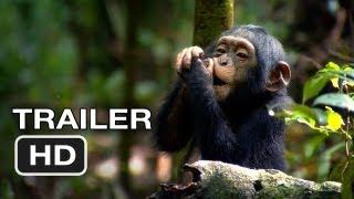 Chimpanzee Official Trailer #2 (2012) Disney Nature Movie HD