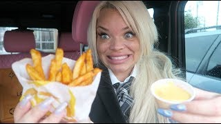 TRYING TACO BELL'S NEW NACHO FRIES