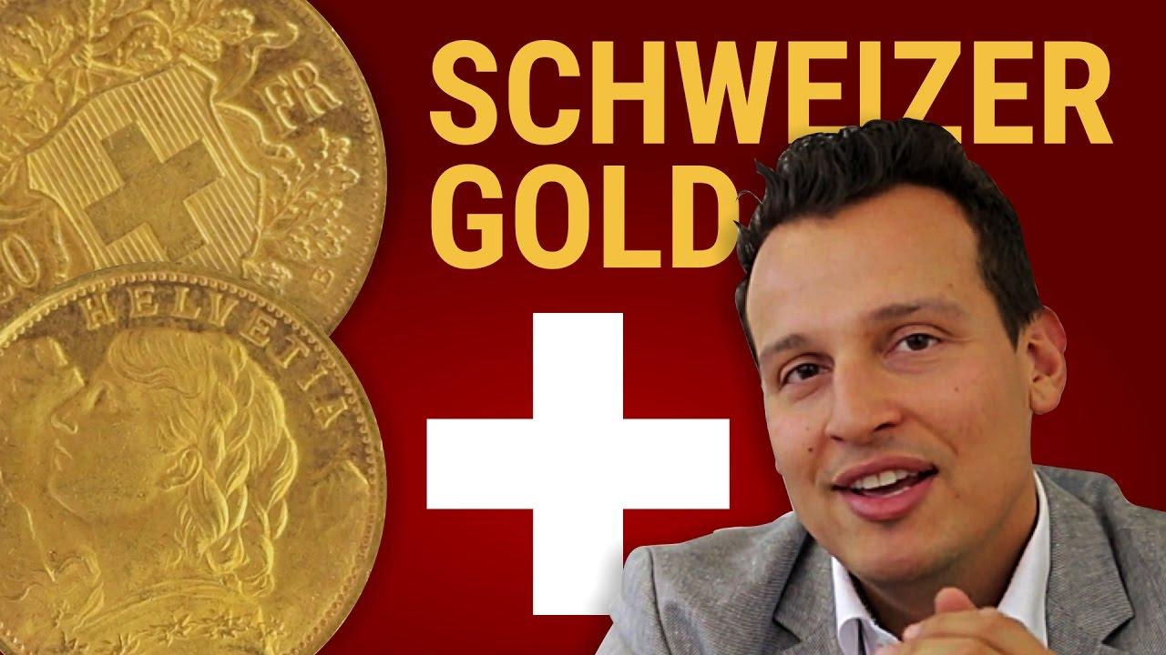 Goldmünze Schweiz Gold Vreneli 20 Franken Münze Unter Der Lupe