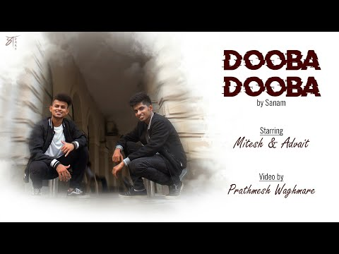 Dooba Dooba - Sanam | Dance Cover ft. My Brother Advait