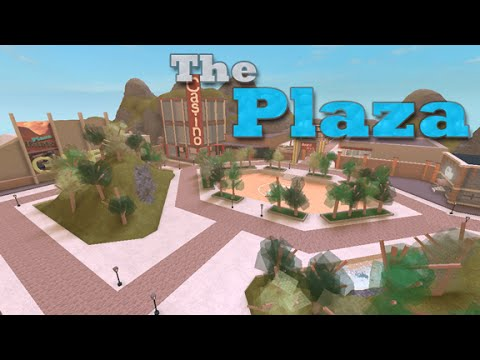 Roblox - Game Review: The Plaza