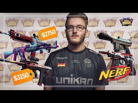 CSGO - New Rifle Meta, Pistol Nerf/Buff, Smooya and BIG Under Fire with Mouz and AZIO Story