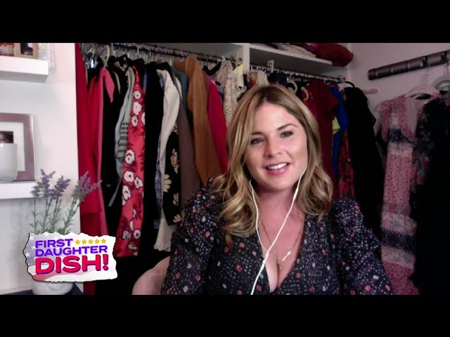 Jenna Bush Hager Dishes on Living in the White House | WWHL