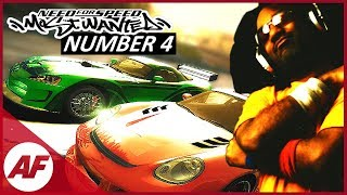 Need for Speed Most Wanted 2005 - Number 4 on Blacklist Let