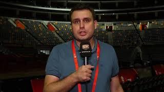 Darko Plavšić Posle Poraza Srbije od Argentine na Mundobasketu   SPORT KLUB Košarka