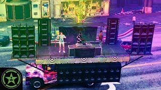 Death Machine Party Bus - GTA V | Let's Play