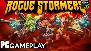 Rogue Stormers PC Gameplay (1080p/60fps).