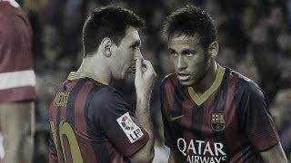 La noche mas negra de Messi y Neymar | Supercopa de España 2013