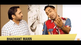 Bhagwant Mann | Official | Television De Program | Brand New Punji ...