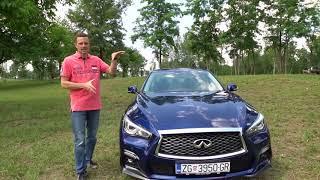 Infiniti Q50 S 3.5 V6 Hybrid AWD - testirao Juraj Šebalj