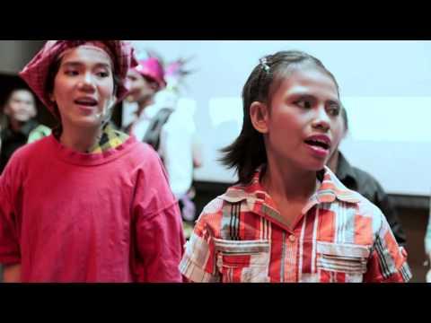 Musical Drama - Menggapai Angan | Behind The Scene