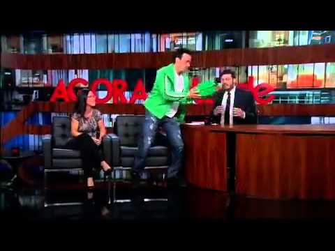 Jason David Frank no Brasil, revela o segredo do Ranger Verde