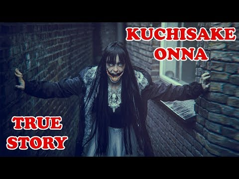मत देना इसके सवालो का जवाब | Real horror story of Kuchisake Onna in Hindi